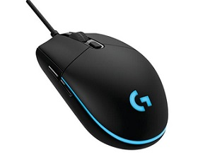 mouse gaming per fps Logitech G PRO
