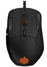 Miglior Mouse Gaming MMO Steelseries Rival500