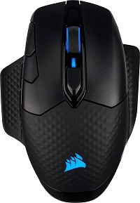 miglior mouse gaming wireless Corsair Dark Core RGB PRO SE